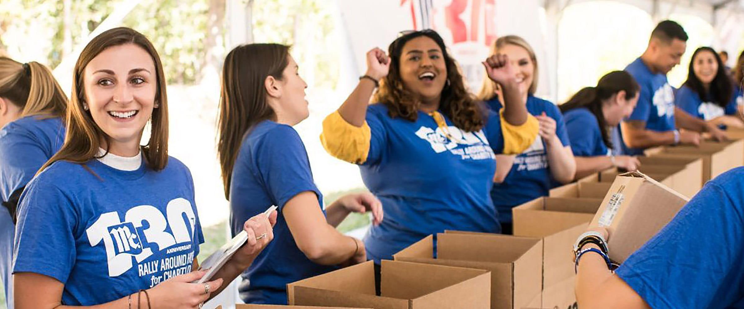 McCormick Charity Corporate Giving Maryland Food Bank