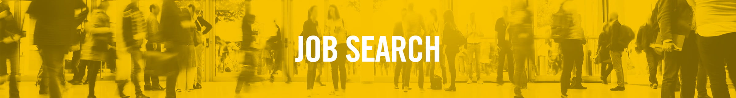 Crowd of business people- Job search